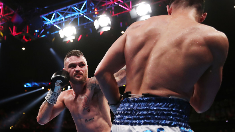 El excampeón australiano de boxeo Dwight Ritchie fallece a los 27 años, tras recibir un golpe durante un entrenamiento
