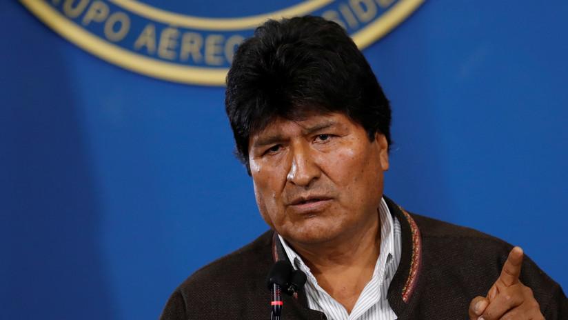 """Evo Morales convoca a los partidos políticos de Bolivia al diálogo y Carlos Mesa dice que no tiene """"nada que negociar"""""""