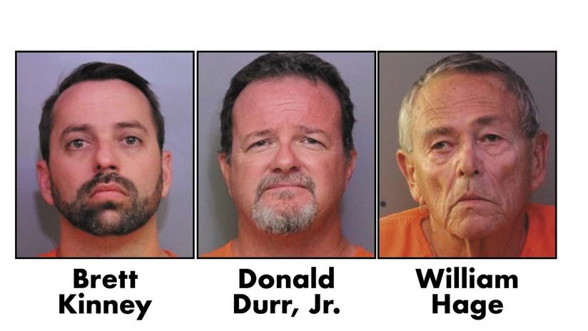 Arrestan a dos empleados de Disney y un subdirector de escuela retirado por promocionar y poseer pornografía infantil