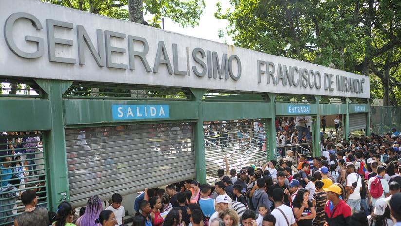 Estampida en un concierto de rap deja al menos tres adolescentes muertos en Caracas