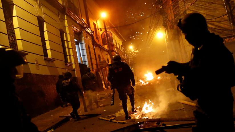 Incendian propiedades de la hermana de Evo Morales, de un alcalde y dos gobernadores bolivianos