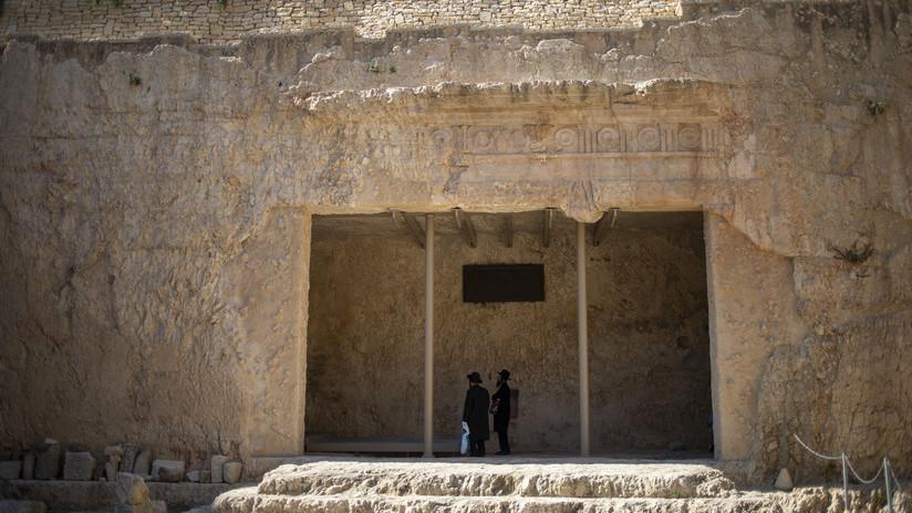 FOTOS: Abren la Tumba de los Reyes en Jerusalén por primera vez en una década