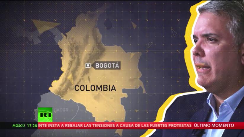La respuesta de Duque sobre el bombardeo a los disidentes de las FARC indigna a Colombia
