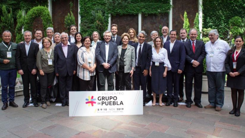 Grupo de Puebla: de la euforia por la liberación de Lula al golpe por la renuncia de Evo Morales