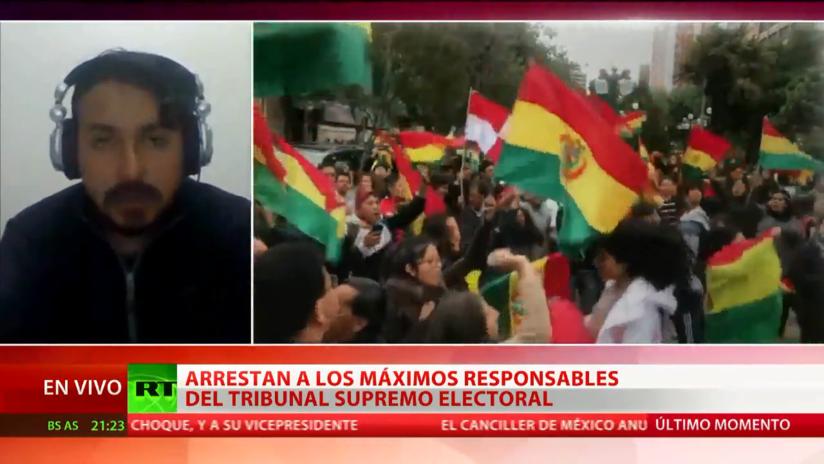 """Experto: """"La situación en Bolivia es peligrosa y alarmante """""""