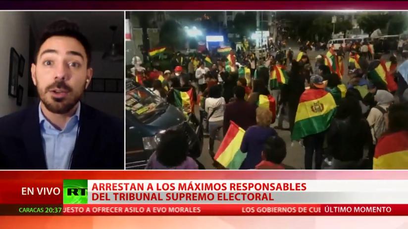 """Experto: """"La situación de seguridad de Evo Morales es muy delicada"""""""