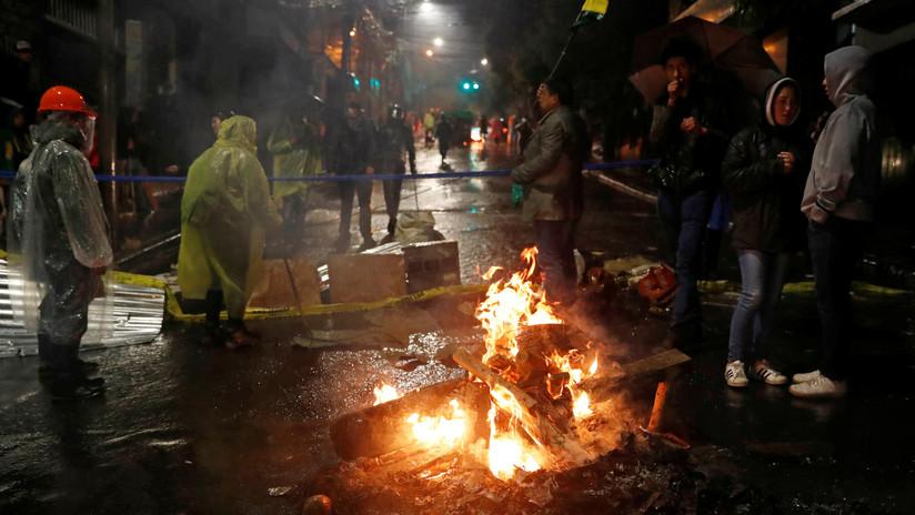 """Embajadora boliviana en Cuba acusa a la oposición y a la OEA de acabar de """"incendiar la coyuntura política golpista"""""""