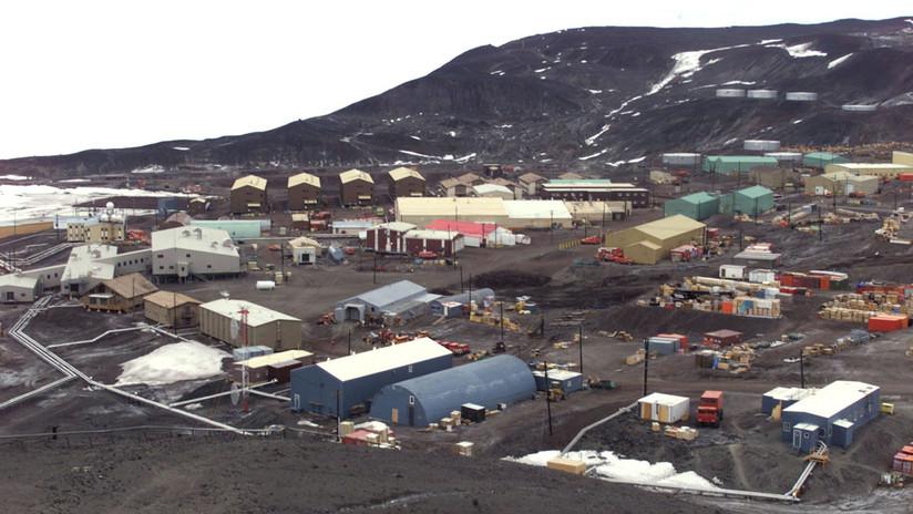 Sorpresa en la Antártida: Registran llovizna a una temperatura de 25 grados bajo cero