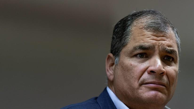 """Correa sobre la situación en Bolivia: """"Si no renuncia Evo Morales habría habido un baño de sangre"""" (VIDEO)"""