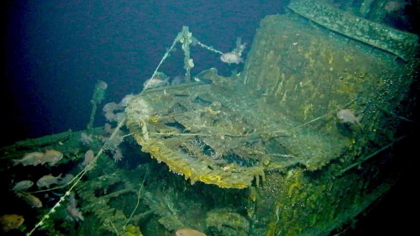 Hallan un submarino de EE.UU. que llevaba 75 años desaparecido por un error de traducción