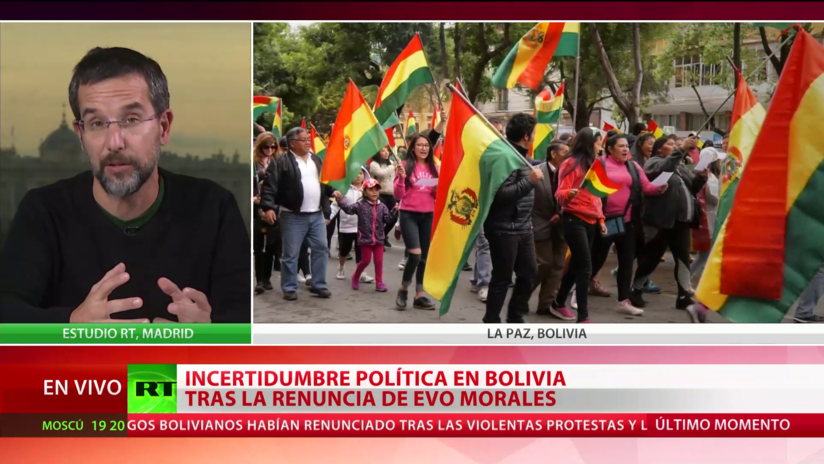 """Experto: """"La UE se queda corta a la hora de plantear la necesidad de la vuelta a las elecciones"""" en Bolivia"""