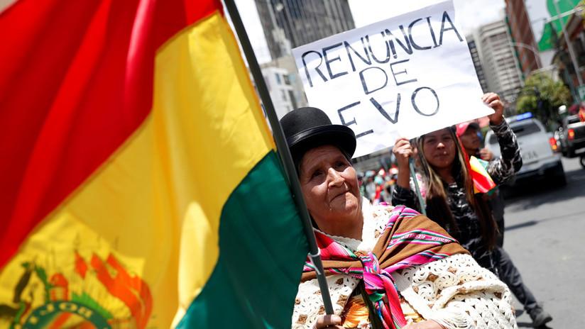 Referendo, acusaciones de fraude y golpe de Estado: ¿cómo ha llegado Bolivia hasta aquí?