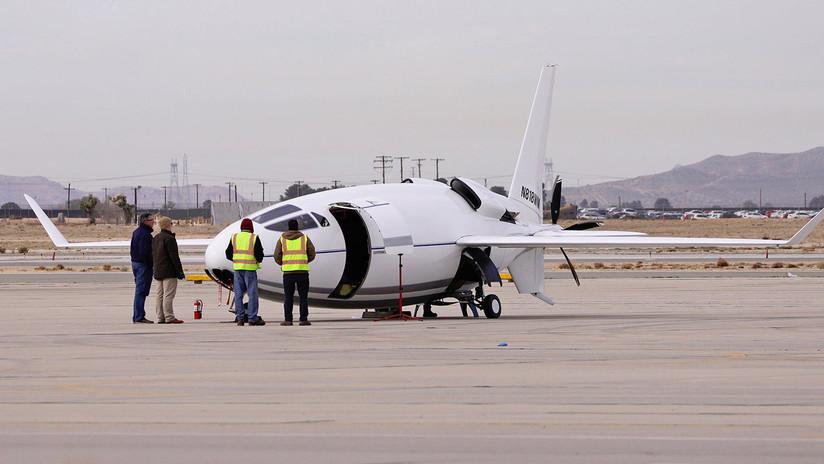 Realiza su primer vuelo el Celera 500L, un avión que podría revolucionar la industria