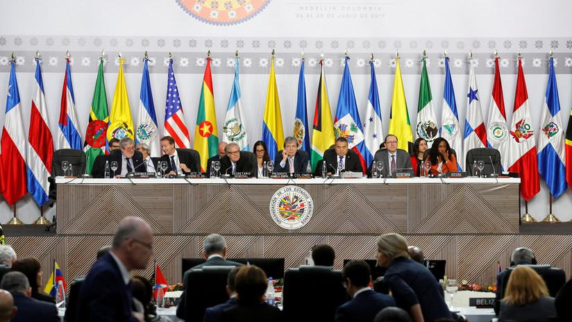Líderes políticos critican el papel de la OEA frente al golpe de Estado en Bolivia