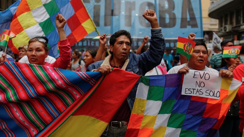 """Trump: La renuncia de Evo Morales es una """"fuerte señal"""" para Venezuela y Nicaragua"""