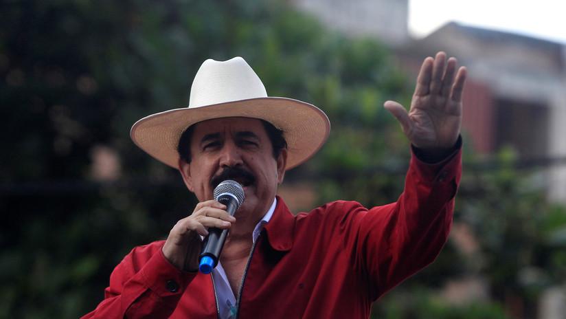 """Zelaya compara el golpe en Bolivia con el que lo depuso en Honduras: """"A todas luces rompieron el orden constitucional"""""""