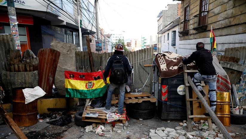 La Policía pide intervención militar en Bolivia para frenar la violencia desatada tras el golpe de Estado