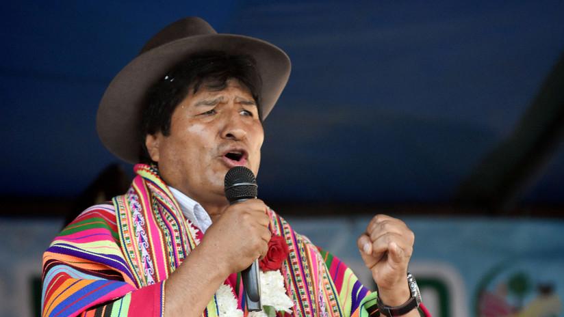 FOTO: Así fue la primera noche de Evo Morales tras el golpe de Estado en Bolivia