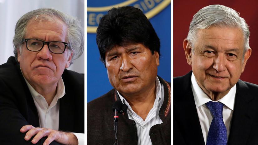 Cómo la OEA de Luis Almagro llevó al golpe de Estado contra Evo Morales (y el papel humanitario de México)