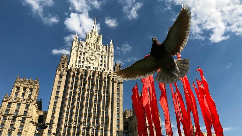 """Lavrov responde con sorna a una pregunta sobre """"los preparativos"""" de Rusia para las presidenciales de EE.UU."""