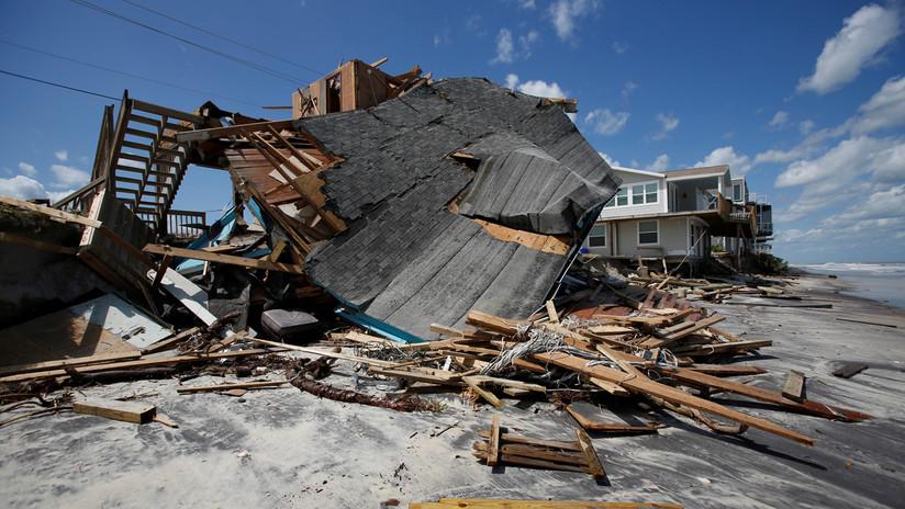 Los peores huracanes sacuden Estados Unidos tres veces más a menudo que hace un siglo