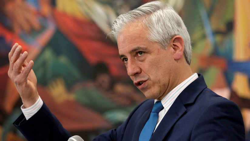 """Exvicepresidente García Linera, antes de dejar Bolivia: """"Volveremos y seremos millones"""""""