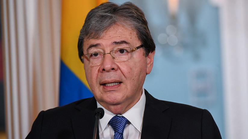 El canciller Holmes Trujillo, nuevo ministro de Defensa de Colombia