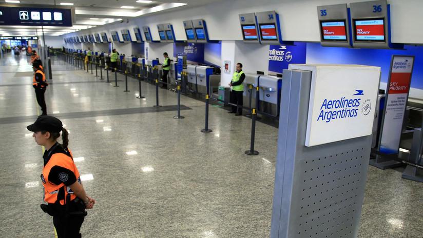 Debido a un conflicto gremial, se cancelan 120 vuelos en los aeropuertos de Buenos Aires