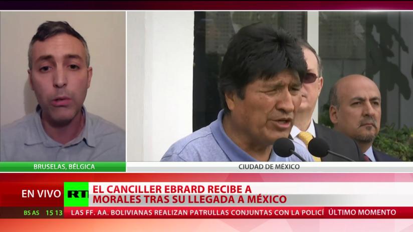 """Experto: """"México realmente está dando una lección al mundo"""""""