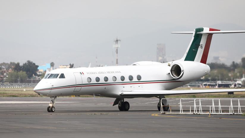 VIDEO: Así fue el periplo del avión que transportó a Evo Morales de Bolivia a México