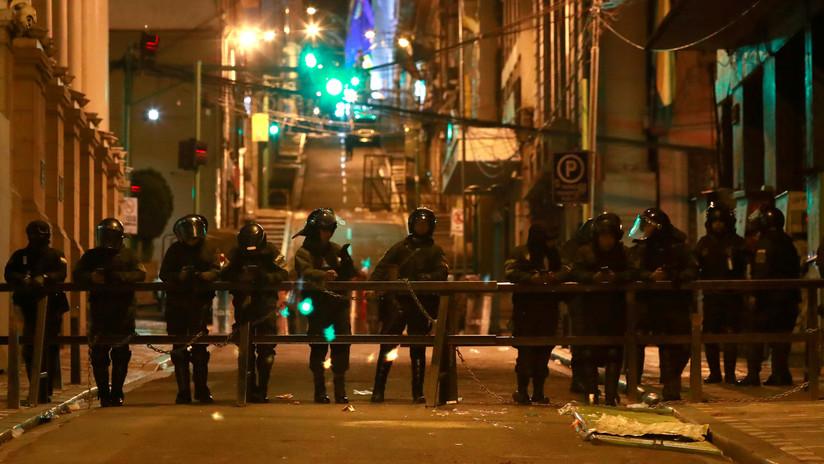EE.UU. ordena la salida de Bolivia de los familiares de sus funcionarios gubernamentales por los disturbios