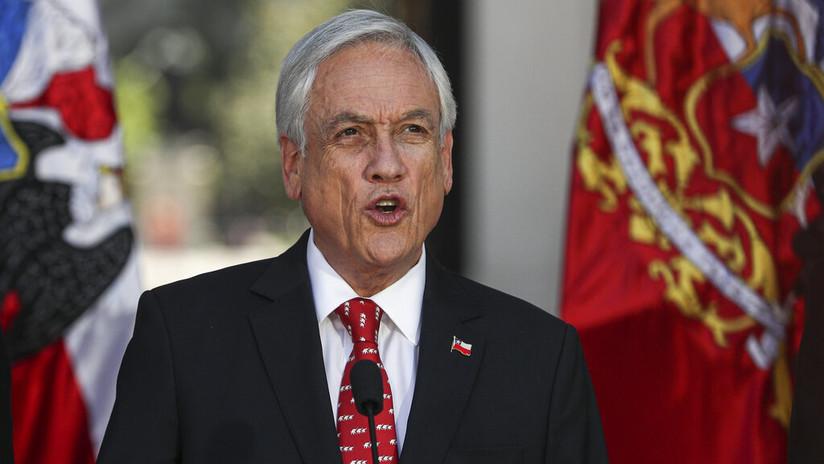 """Más carabineros, judicialización de los delitos en las protestas y un plebiscito """"ratificatorio"""": las tres propuestas de Piñera"""