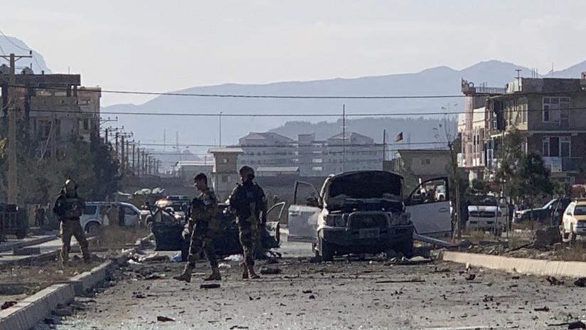 Afganistán: Al menos siete muertos y más de diez heridos tras una explosión en Kabul