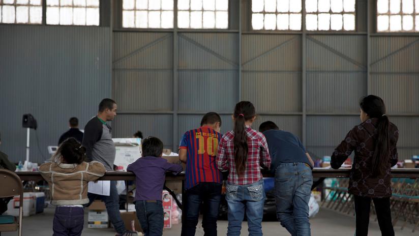 Administración Trump alcanza la cifra récord de 70.000 niños migrantes detenidos en lo que lleva del año