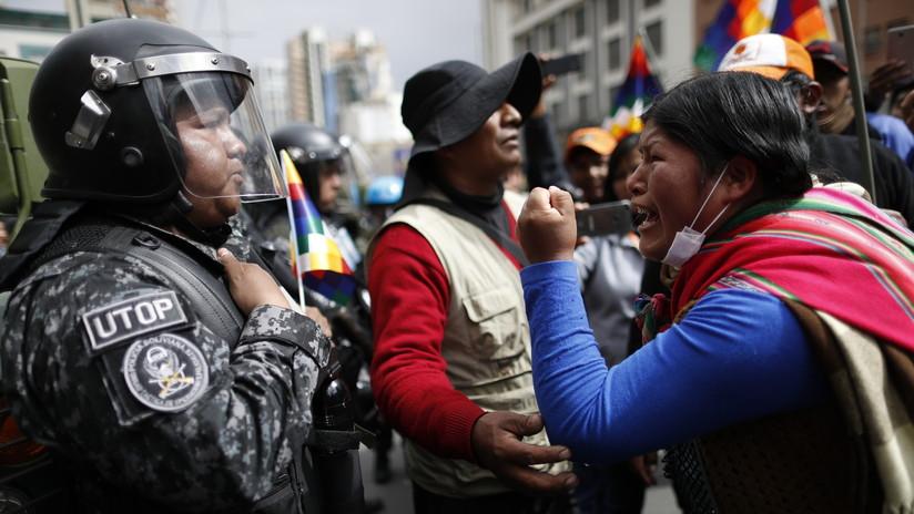"""Rusia insta a los actores externos que no intenten """"sacar provecho"""" de la situación en Bolivia"""