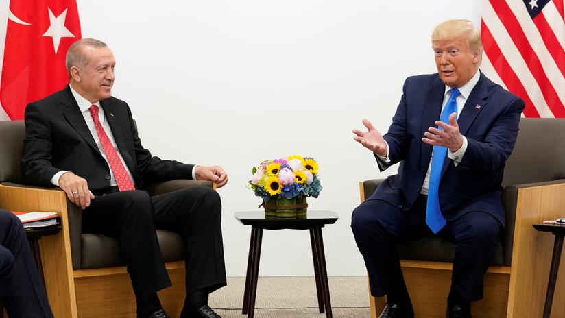 Reportan que Trump propuso a Erdogan un acuerdo por 100.000 millones de dólares a cambio de renunciar a los S-400 rusos