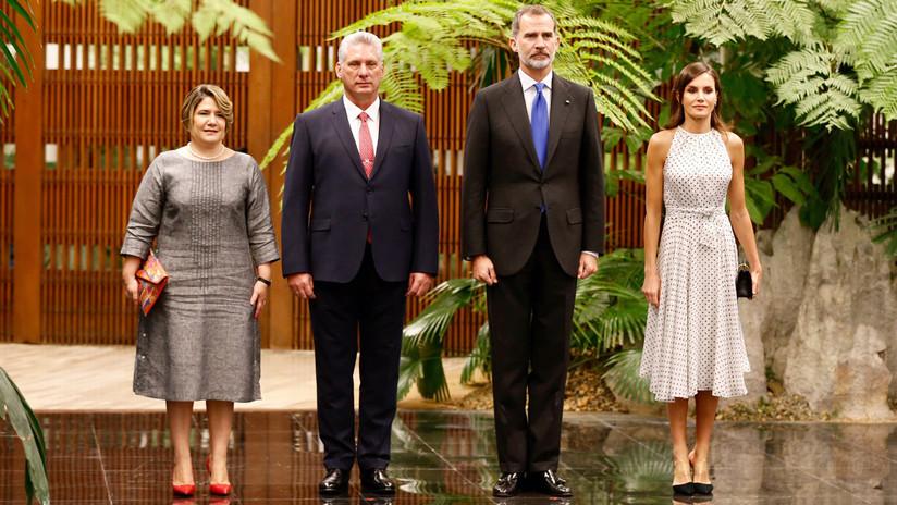 VIDEO, FOTOS: Primera visita de Estado de un monarca español a Cuba