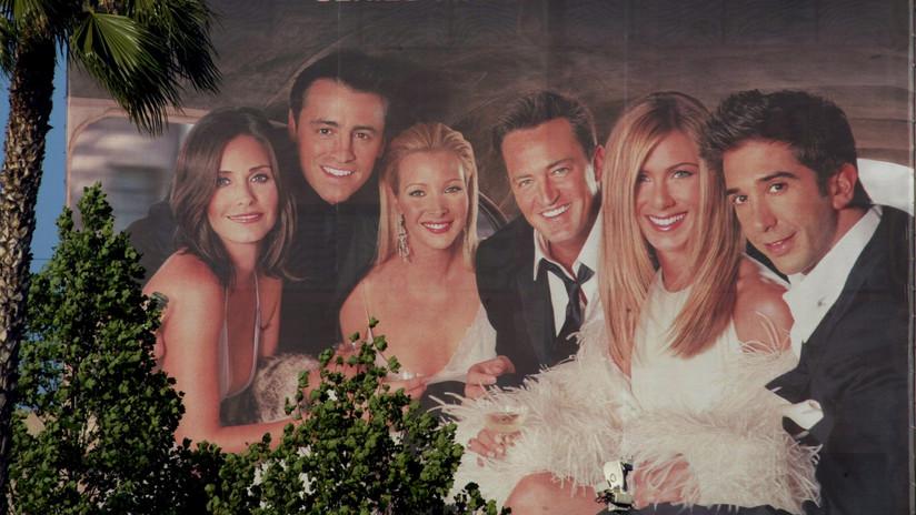 HBO podría rodar la continuación de la serie estadounidense 'Friends'