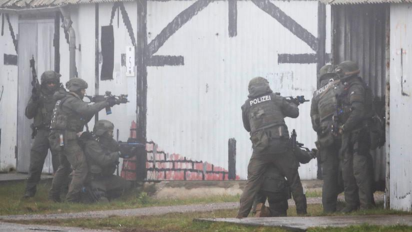 Policía alemana desactiva una célula del Estado Islámico preparada para atentar