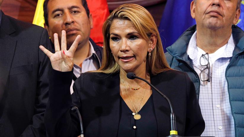 ¿Quién es Jeanine Áñez, la senadora que se autoproclamó presidenta de Bolivia?