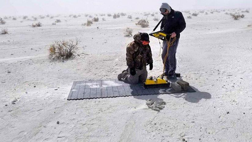 Descubren huellas 'fantasma' ocultas bajo tierra desde el fin de la Edad de Hielo