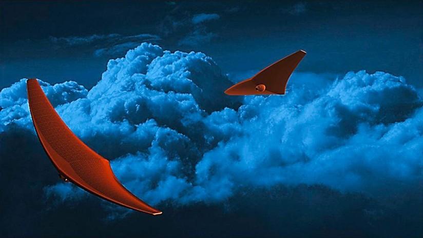 La NASA alienta el desarrollo de una nave para explorar Venus inspirada en las rayas