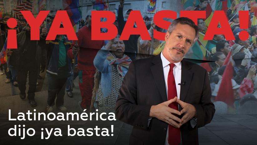 Latinoamérica protesta en las calles y en las urnas