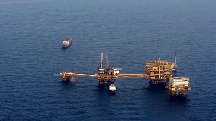 Piratas asaltan un buque italiano en las costas del Golfo de México