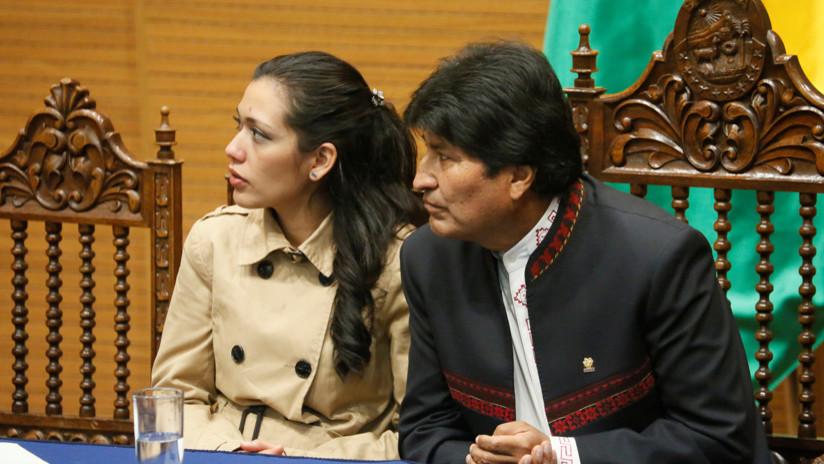 Adriana Salvatierra afirma que el Senado de Bolivia no analizó su renuncia y le impiden el acceso al Parlamento