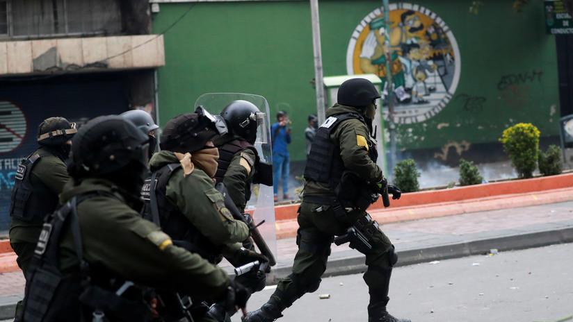 Reportan un muerto en Bolivia por disparo de arma de fuego durante enfrentamientos en Santa Cruz