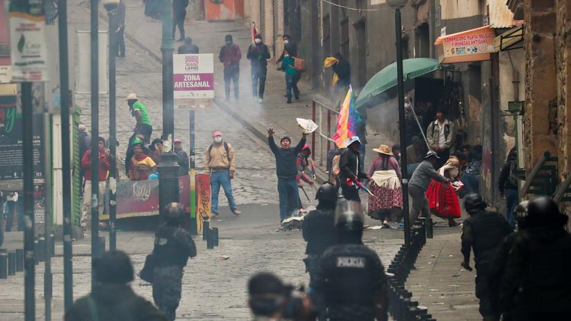 El Instituto de Investigaciones Forenses de Bolivia confirma diez muertos durante protestas