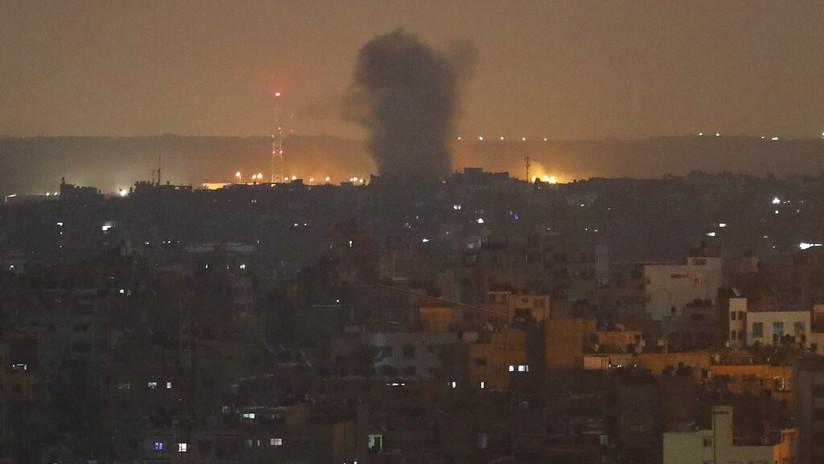 Mueren seis miembros de una familia palestina tras un ataque aéreo israelí en Gaza