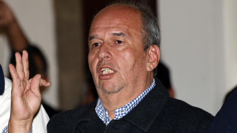 """""""Empiecen a correr"""": un ministro del Gobierno de facto de Bolivia anuncia una """"cacería"""" contra exfuncionarios"""