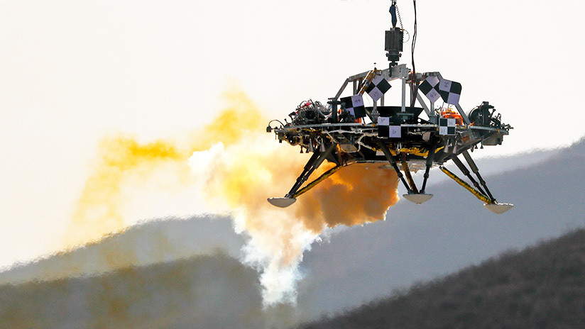 Éxito en el primer paso a misión a Marte